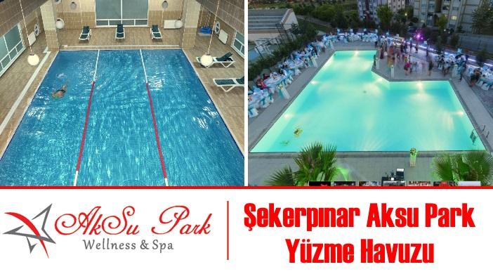 Şekerpınar Aksu Park Açık ve Kapalı Yüzme Havuzları - Havuzbaşı Düğün