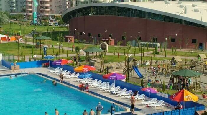 Adana Hayal Park Yüzme Havuzu