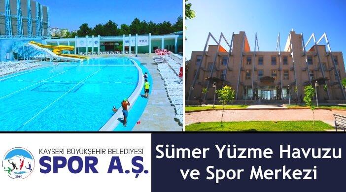 Kayseri Sor AŞ Sümer Yüzme Havuzu ve Spor Merkezi