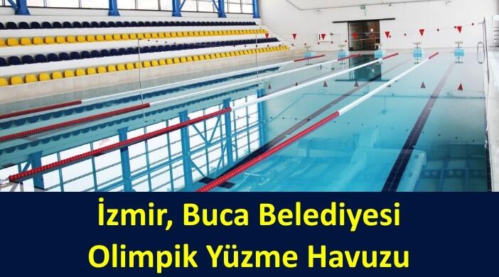İzmir Buca Belediyesi Olimpik Yüzme Havuzu