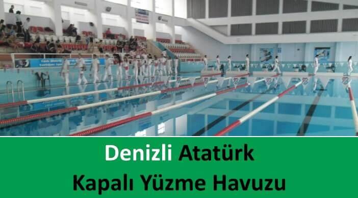 Denizli Atatürk Kapalı Yüzme Havuzu