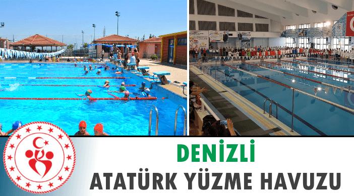 Denizli Atatürk Açık ve Kapalı Yüzme Havuzu
