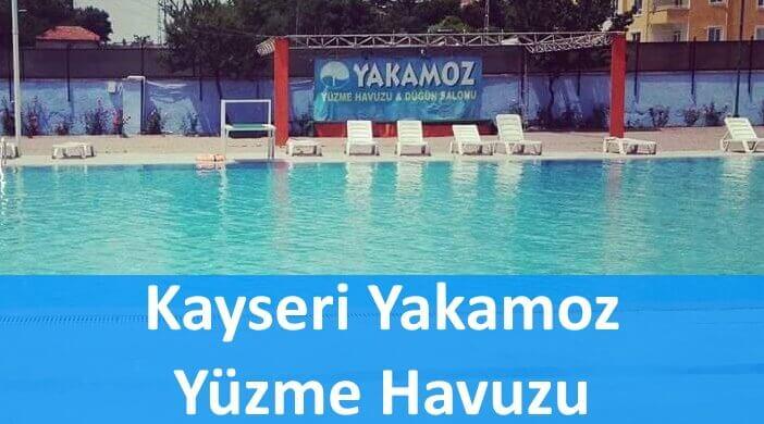 Kayseri Yakamoz Yüzme Havuzu