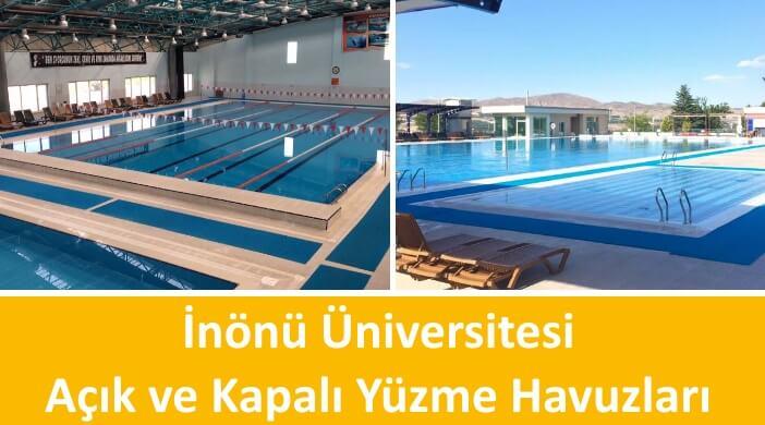İnönü Üniversitesi Açık ve Kapalı Yüzme Havuzları