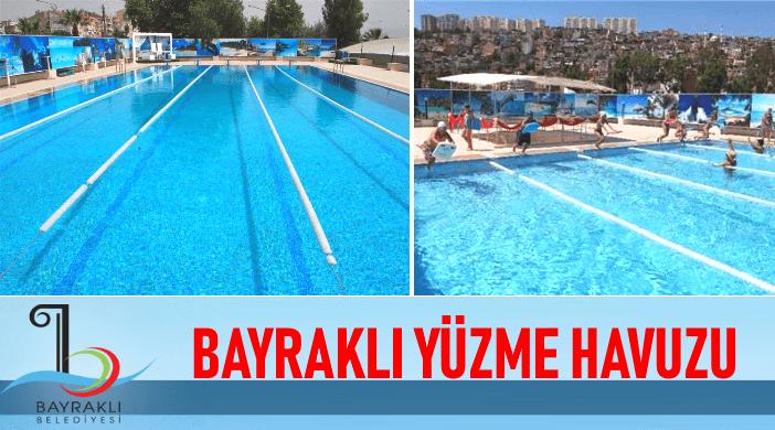 İzmir Bayraklı Belediyesi Bayraklı Yüzme Havuzu