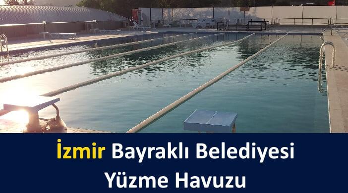 İzmir Bayraklı Belediyesi Yüzme Havuzu