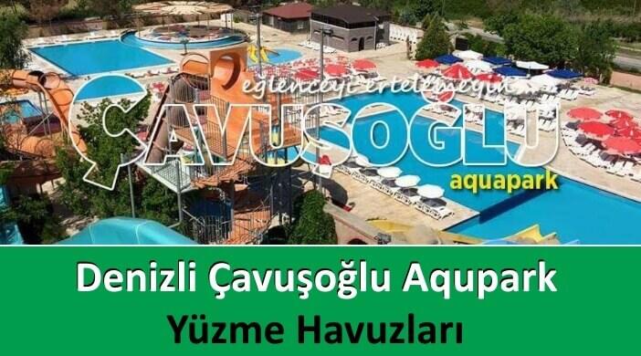 Denizli Çavuşoğlu Aqupark Yüzme Havuzları