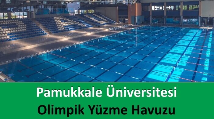 Pamukkale Üniversitesi Olimpik Yüzme Havuzu