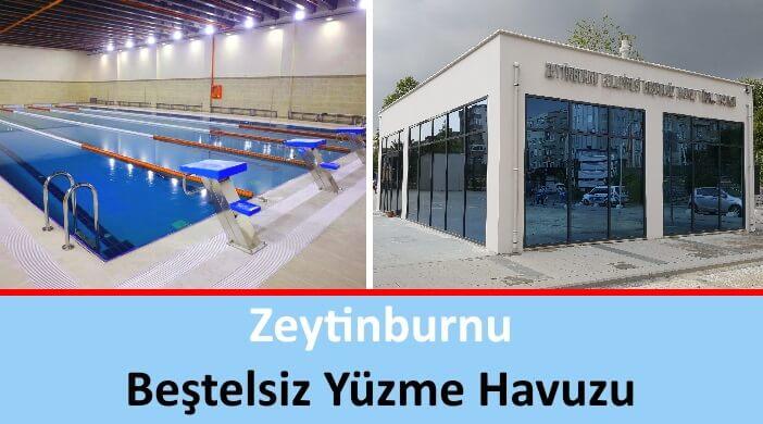 Zeytinburnu Beştelsiz Yarı Olimpik Yüzme Havuzu