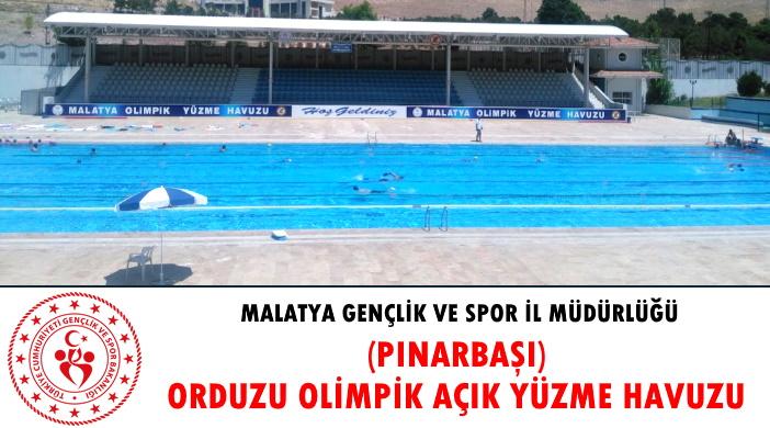 Malatya Olimpik Açık Yüzme Havuzu