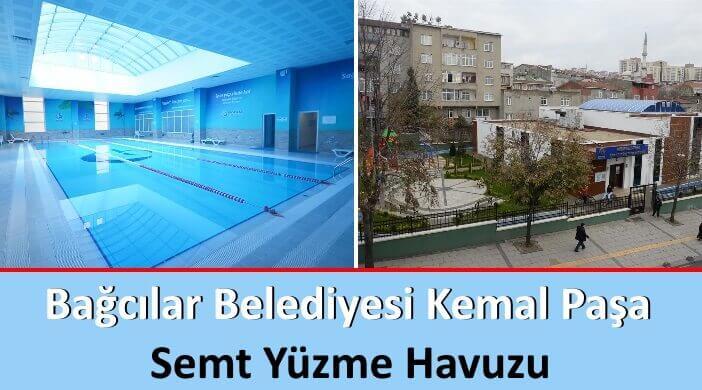 Bağcılar Belediyesi Kemal Paşa Semt Yüzme Havuzu