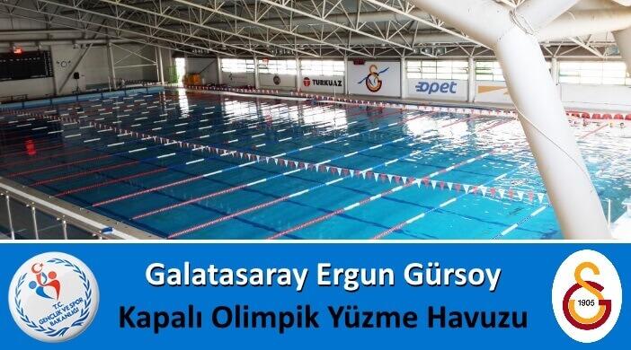 Galatasaray Ergun Gürsoy Kapalı Olimpik Yüzme Havuzu