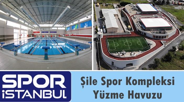 Şile Spor Kompleksi Yüzme Havuzu