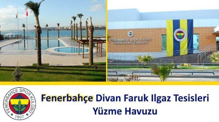Fenerbahçe Divan Faruk Ilgaz Tesisleri Yüzme Havuzu