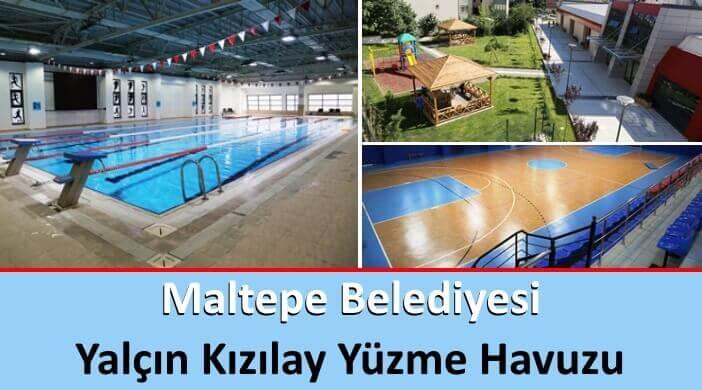 Maltepe Belediyesi Yalçın Kızılay Yüzme Havuzu