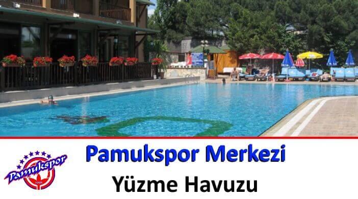 Maltepe Pamukspor Merkezi Yüzme Havuzu