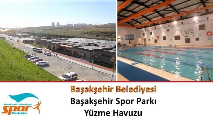 Başakşehir Belediyesi-Başakşehir Spor Parkı Yüzme Havuzu
