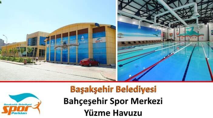 Başakşehir Belediyesi Bahçeşehi̇r Spor Merkezi̇ Yüzme Havuzu