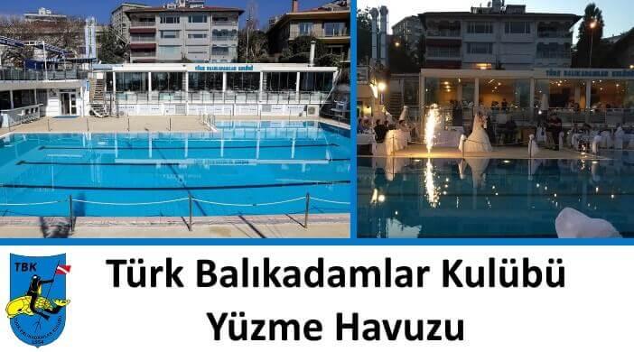 Caddebostan Türk Balıkadamlar Kulübü Yüzme Havuzu