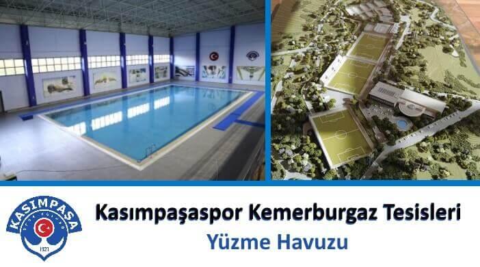 Kasımpaşaspor Kemerburgaz Tesisleri Yüzme Havuzu
