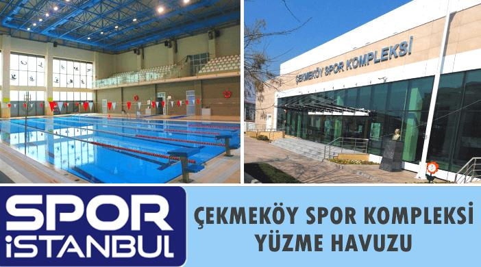 Çekmeköy Spor Kompleksi Yüzme Havuzu