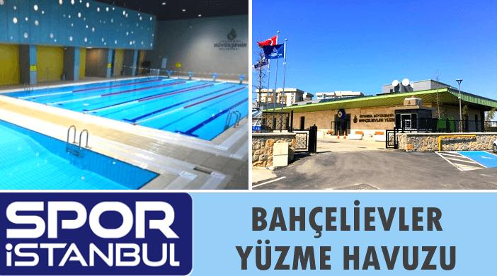İBB SPOR İSTANBUL Bahçelievler Kapalı Yüzme Havuzu