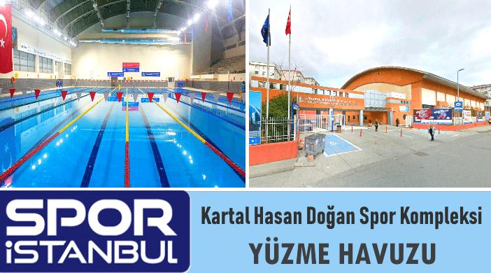 Kartal Hasan Doğan Spor Kompleksi Yüzme Havuzu Fiyatları Kayıt ve Seanslar