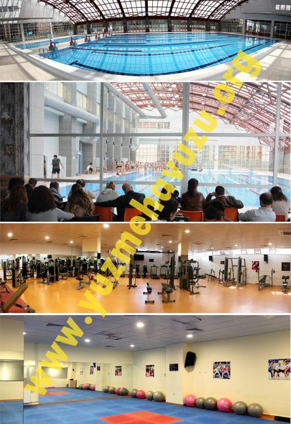 Yenimahalle Belediyesi Turgut Özakman Yüzme Havuzu ve Spor Tesisi