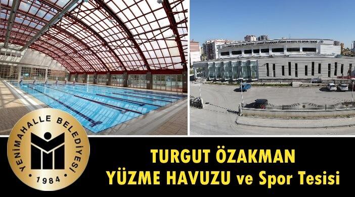 Yenimahalle Belediyesi Batıkent Turgut Özakman Yüzme Havuzu Spor Tesisi