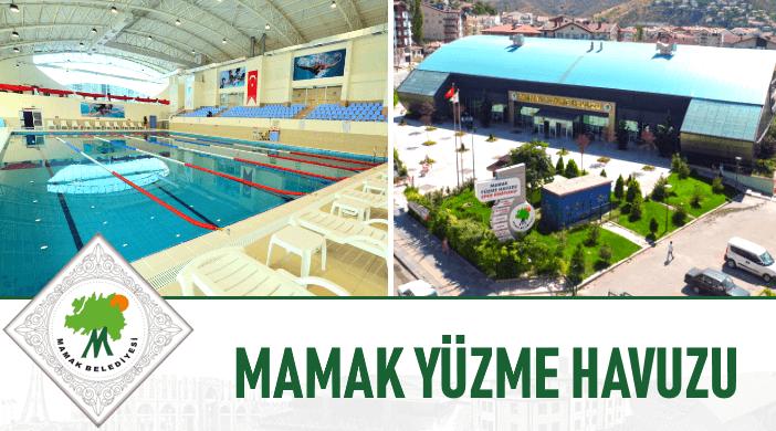 Ankara Mamak Belediyesi Yüzme Havuzu ve Spor Kompleksi