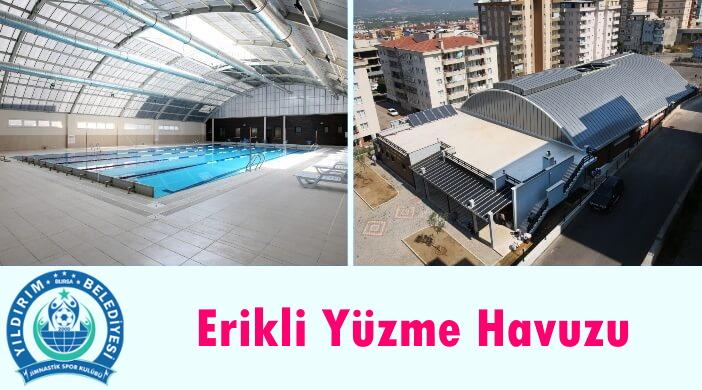 Bursa Yıldırım Belediyesi Erikli Yüzme Havuzu