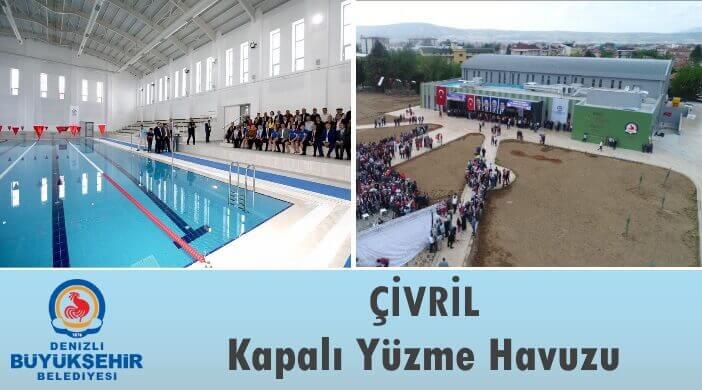 Denizli Büyükşehir Belediyesi Çivril Kapalı Yüzme Havuzu