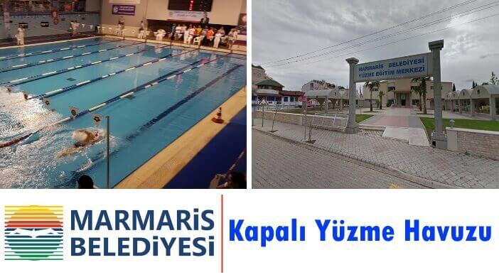 Muğla Marmaris Belediyesi Kapalı Yüzme Havuzu