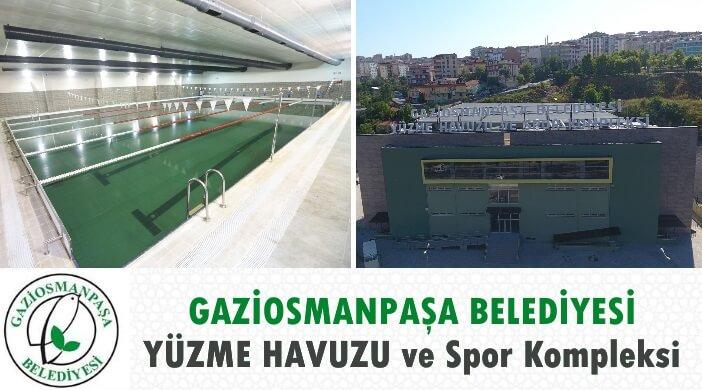 Gaziosmanpaşa Belediyesi Yüzme Havuzu ve Spor Kompleksi