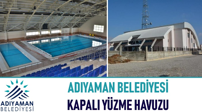 Adıyaman Belediyesi Kapalı Yüzme Havuzu