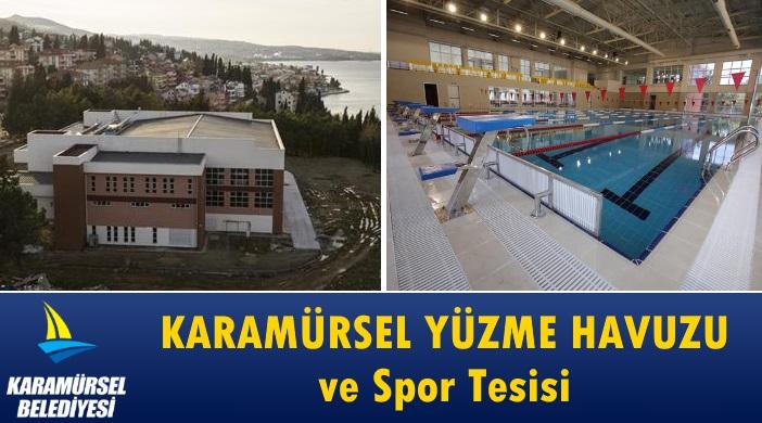 Kocaeli Karamürsel Belediyesi Karamürsel Yüzme Havuzu ve Spor Kompleksi