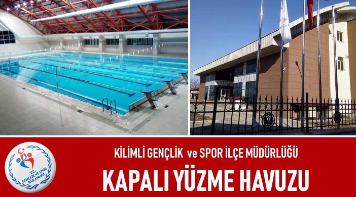 Zonguldak Kilimli Kapalı Yüzme Havuzu