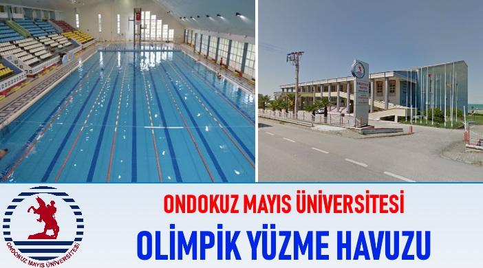 Samsun OnDokuz Mayıs Üniversitesi Olimpik Olimpik Yüzme Havuzu