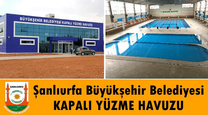Şanlıurfa Büyükşehir Belediyesi Kapalı Yüzme Havuzu