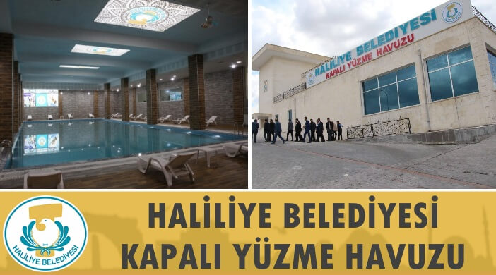 Şanlıurfa Haliliye Belediyesi Aliya İzzetbegoviç Kapalı Yüzme Havuzu