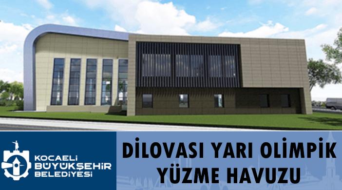 Kocaeli Büyükşehir Belediyesi Dilovası Yarı Olimpik Yüzme Havuzu
