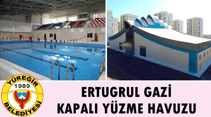 Adana Yüreğir Belediyesi Ertuğrul Gazi Kapalı Yüzme Havuzu ve Spor Kompleksi