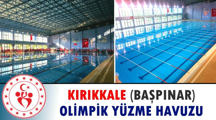 Kırıkkale Olimpik Yüzme Havuzu