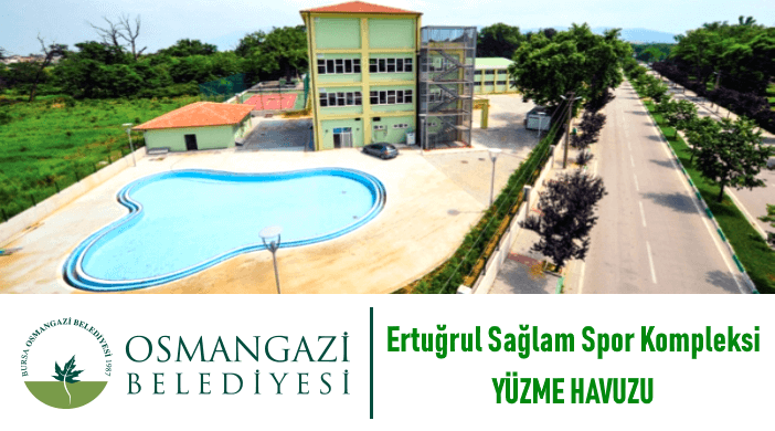 Osmangazi Belediyesi Ertuğrul Sağlam Yüzme Havuzu