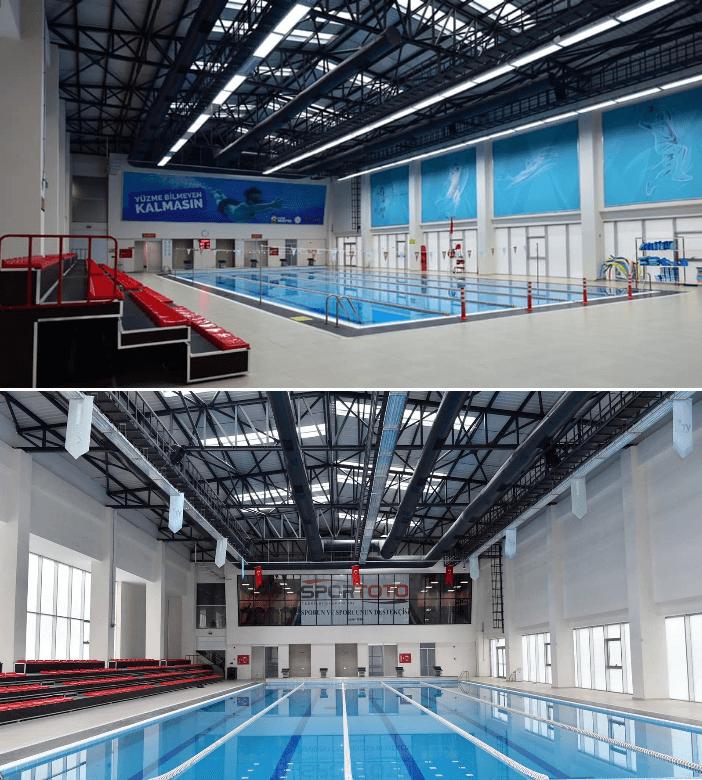 Fatih Belediyesi Yedikule Yüzme Havuzu