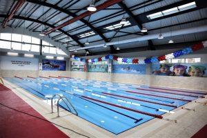 Ümraniye Belediyesi Yüzme Havuzu
